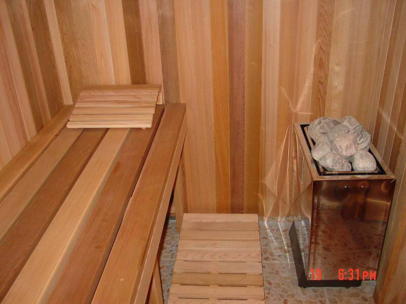 Small Size Saunas Dreamsauna