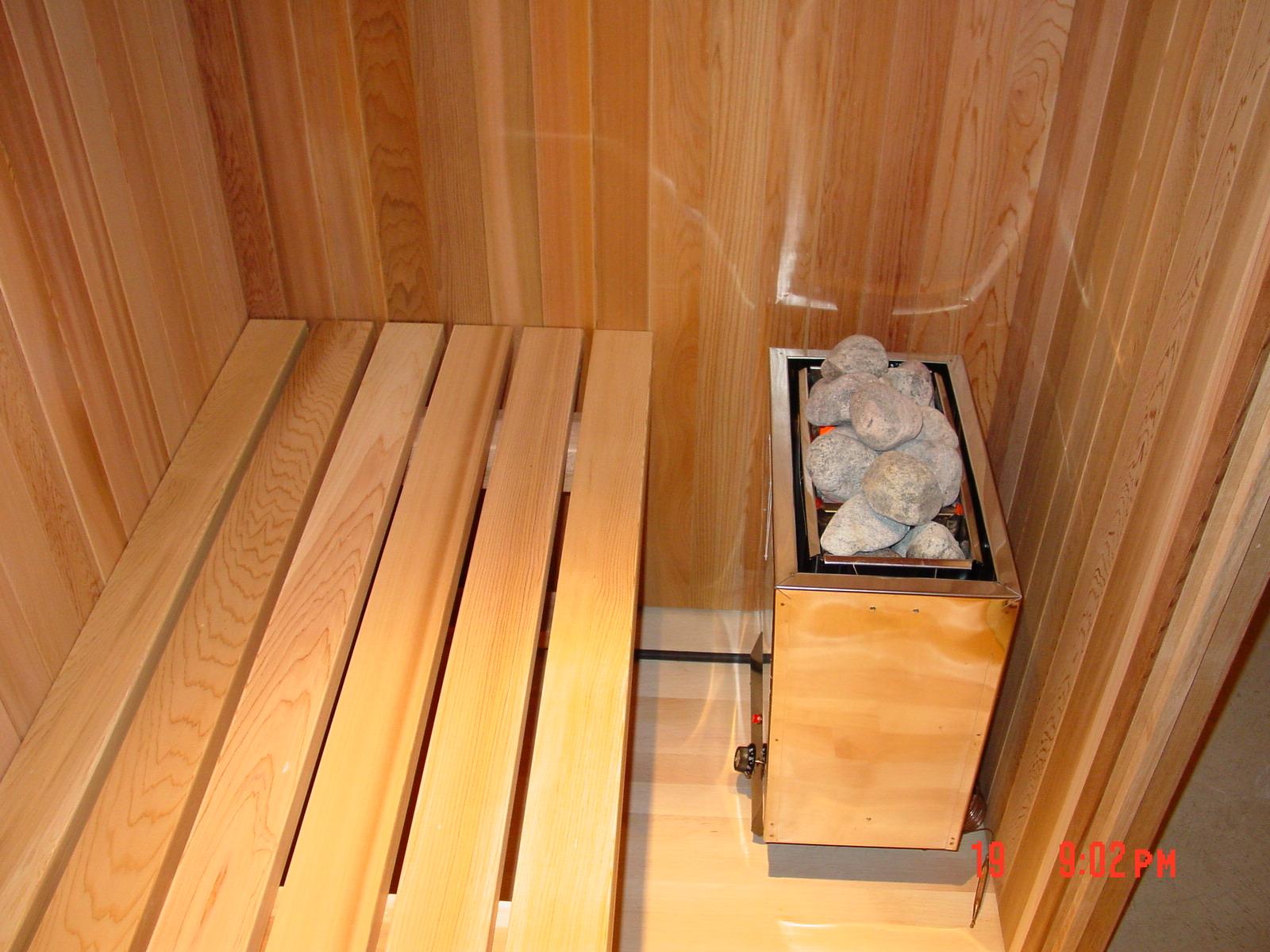 Portable Conventional Sauna Dreamsauna Dreamsauna