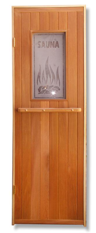 Sauna Door Custom Made Glass Type D Dreamsauna Dreamsauna