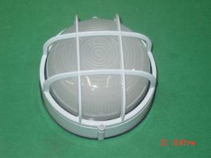 Sauna round light fixture